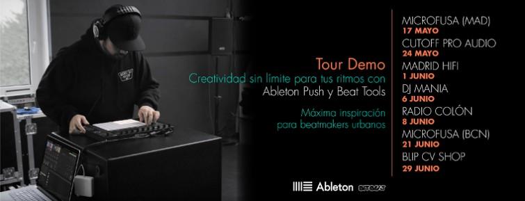 demo-tour-creatividad-sin-limite-para-tus-ritmos-con-ableton-push-y-beat-tools