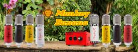 Ya disponibles los micrófonos Hapa y Mangabey de Monkey Banana