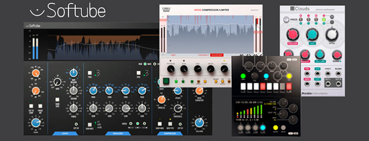 softube-lanza-american-class-a-oto-biscuit-clouds-para-modular-y-weiss-compressor-limiter