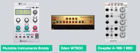 Softube anuncia Braids y Doepfer A-188-1 BBD para Modular y Eden WT800