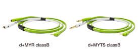 Ya disponibles los nuevos cables d+ MYR y d+ MYTS de Neo