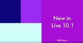 Ableton anuncia Live 10.1 y lanza beta pública