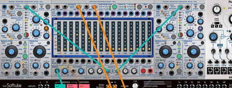 Softube-lanza-Buchla-296e-Spectral-Processor