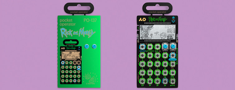 teenage-engineering-anuncia-po-137-rick-&-morty