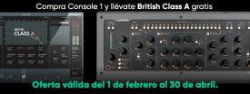Compra Console 1 y llévate British Class A totalmente gratis