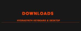 Nueva actualización 1.31 para Hydrasynth