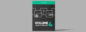 Softube lanza Volume 4