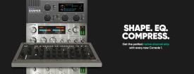 Softube lanza la campaña Shape. EQ. Compress con Console 1