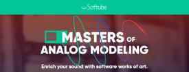 Nueva promo Masters of Analog Modelling de Softube