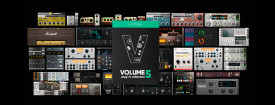 Softube lanza Volume 5